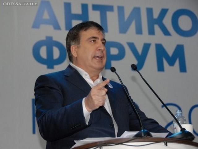 Почему Саакашвили не делает свою партию