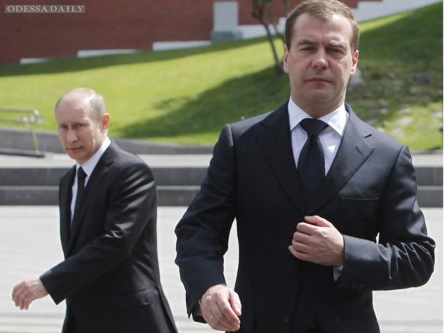 Раскол в России: кланы в окружении Путина начали борьбу - Bloomberg