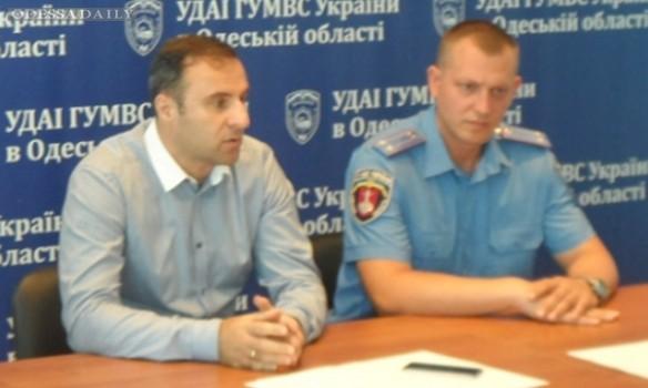 ГАИ Одесской области возглавил бывший комвзвода батальона Шторм