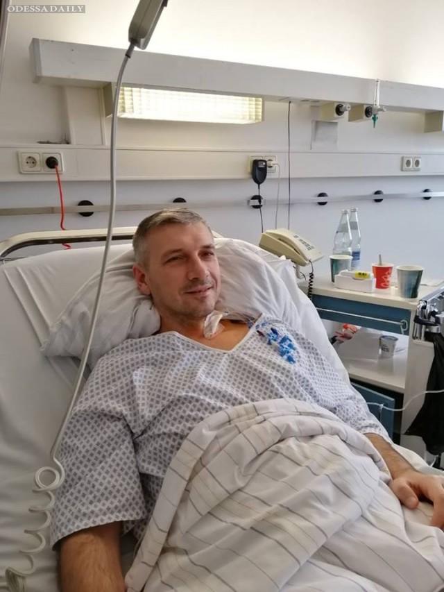 Олег Михайлик: После операции