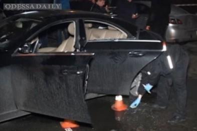 Стали известны подробности расстрела одесского ресторатора в Киеве