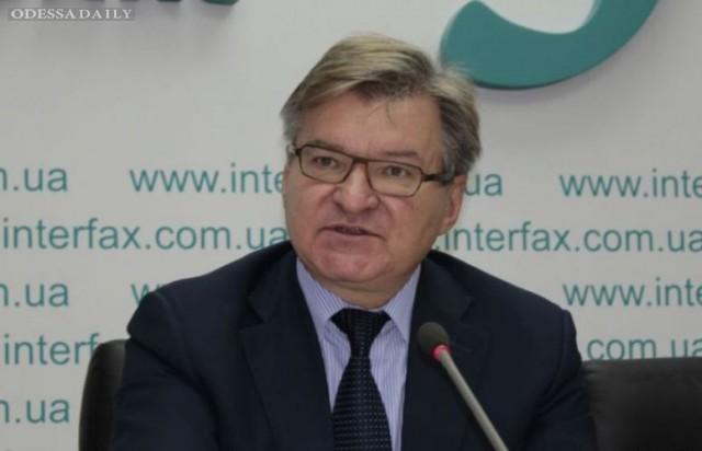 В Украине официально зарегистрировано около 35 тыс. бездомных, – Немыря