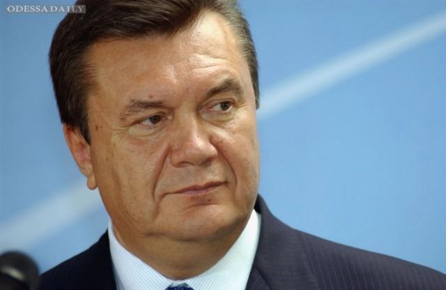 Российская сторона согласилась рассмотреть запрос об экстрадиции Януковича