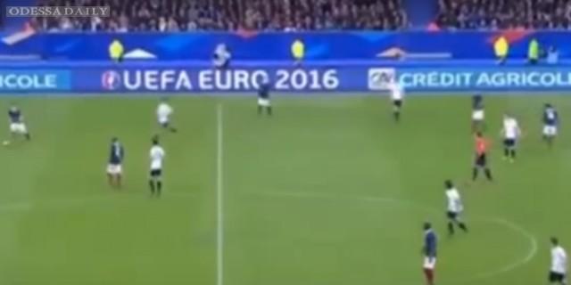 Появилось видео теракта на стадионе в Париже во время матча Франция - Германия (ВИДЕО)