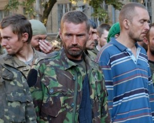 Боевики предлагают обмен пленными: 25 на 50