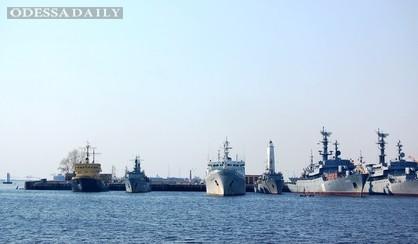 Морская индустрия России