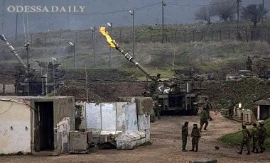 Израиль нанес артиллерийский удар по Ливану