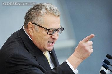 Жириновский предложил сбросить ядерную бомбу на Стамбул