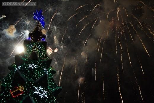 Стало известно, как Одесса будет отмечать Новый год и Рождество: официальная программа