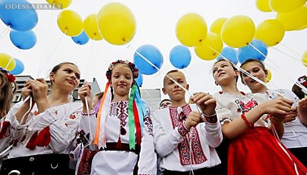 83 процента родителей в Одессе выбрали для своих детей украинский язык обучения. А что дальше?