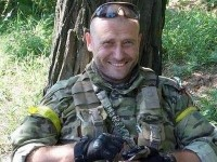 В боях за донецкий аэропорт ранен лидер «Правого сектора» Дмитрий Ярош