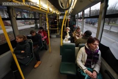 Из-за коллапса на Пересыпи в Одессе развернут популярные маршрутки