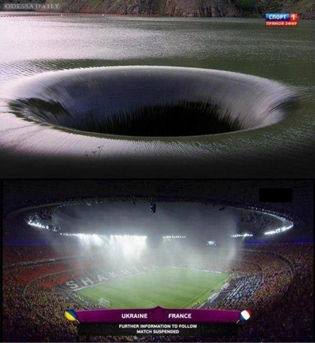 Азаров все еще готовится к... Евро-2012. По крайней мере, в бюджете на это предусмотрено 1,36 миллиарда