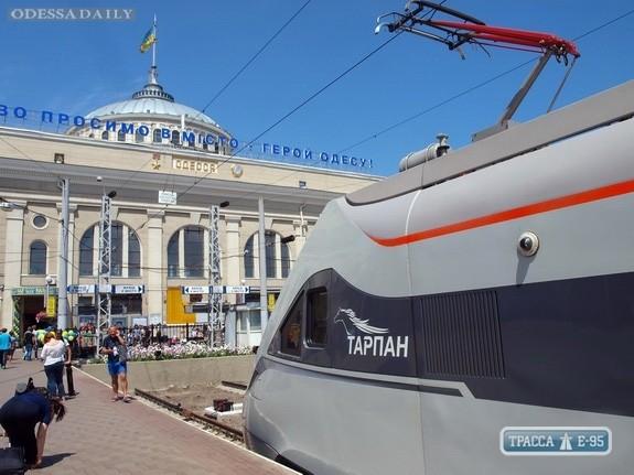 Укрзализныця собирается запустить скоростные поезда из Одессы во Львов и Днепр
