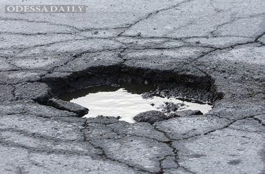 Дороги Украины в катастрофическом состоянии – Укравтодор