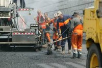 28 марта ремонт дорог продолжится во всех районах Одессы