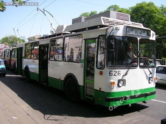 В Одессе из-за жары «Одесгорэлектротранс» сократил смены водителям