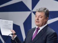 Петр Порошенко утвердил восстановление курса Украины на вступление в НАТО