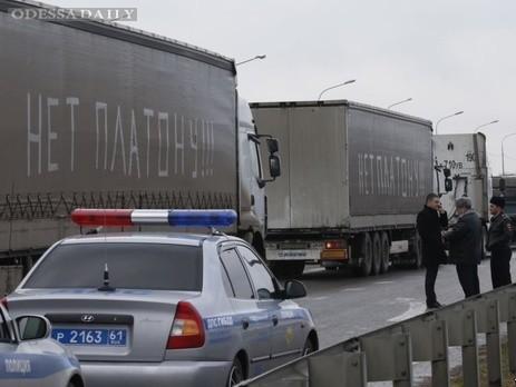 В Санкт-Петербурге задержали координатора протестов дальнобойщиков – СМИ
