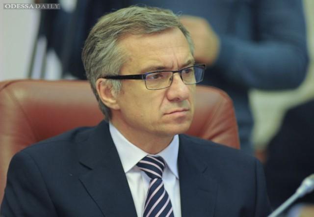 СМИ: Глава правления Приватбанка Шлапак подал в отставку
