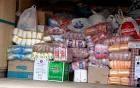 В Одессе переселенцам предоставляют гуманитарную помощь