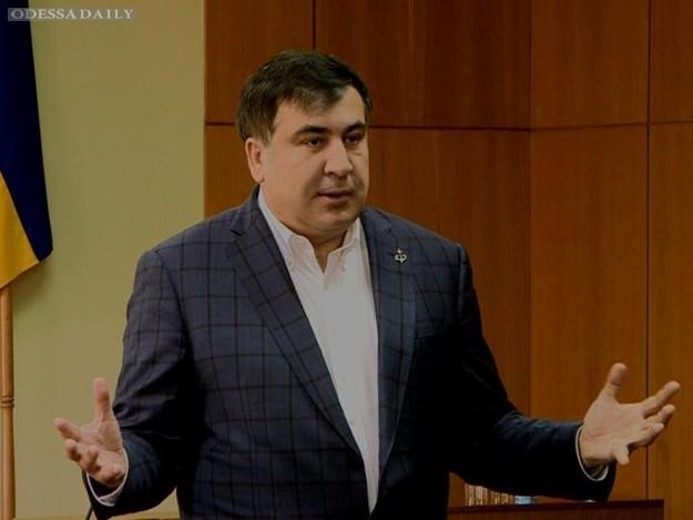 Чужая комната и тысячи квадратов недвижимости: Саакашвили заполнил декларацию