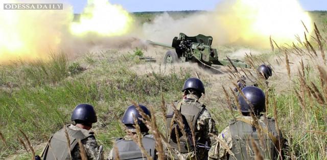АТО: На Донецком направлении идут круглосуточные бои