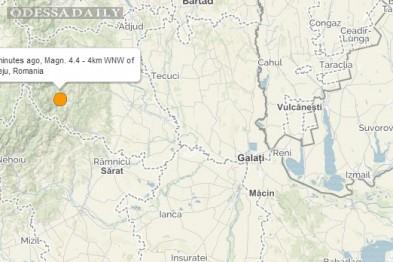 Землетрясение всколыхнуло Одесскую область