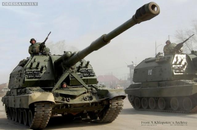 Россия готовится к большой войне с Украиной и стягивает войска к границе, – Wyborcza