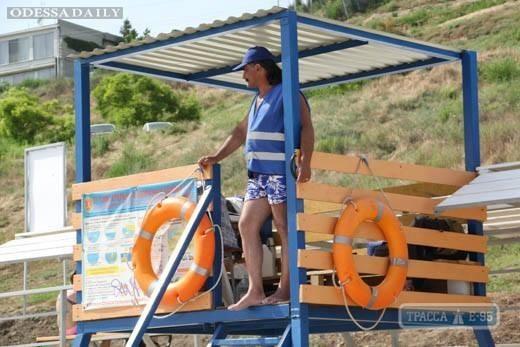 С начала курортного сезона на одесских пляжах спасли 206 человек