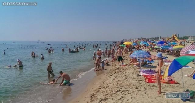 Уже 5 млн.туристов побывали на отдыхе в Одесском регионе