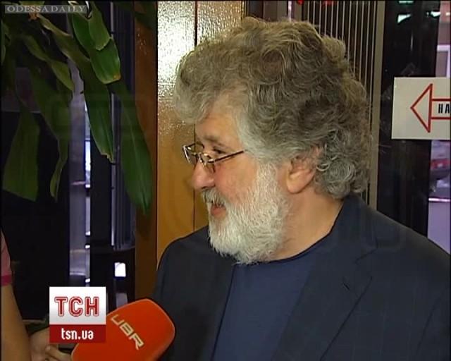 Коломойский намерен подать в суд на Саакашвили
