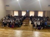 Катерина Ножевникова: Корпорация Монстров с врачами областного ожогового центра
