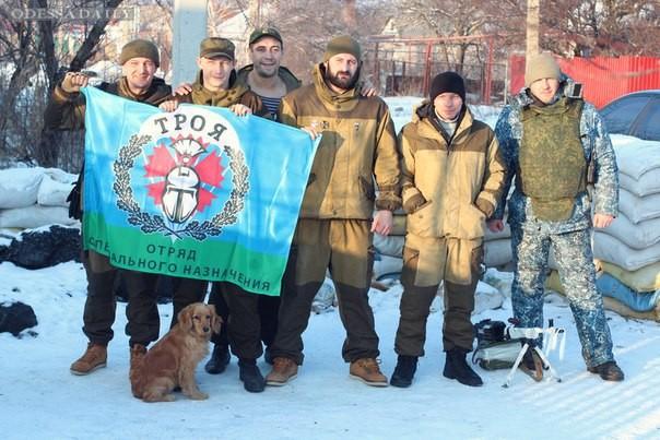 Под Горловкой боевики Захарченко зачистили мятежный отряд «Троя». Есть убитые