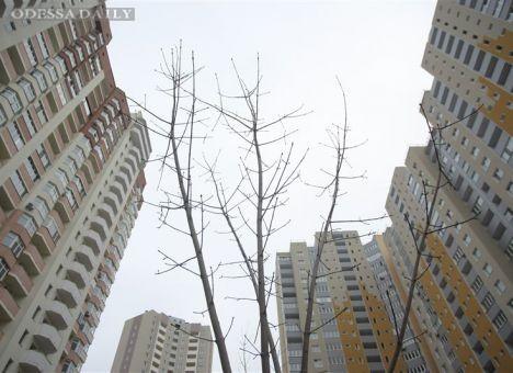 Украинцы начали отказываться от больших квартир