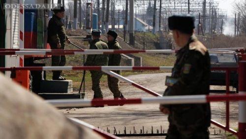 Три погранпункта на границе с Украиной приостановили работу
