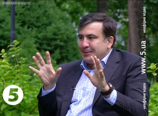 Саакашвили уверяет, что не будет действовать как классический представитель власти