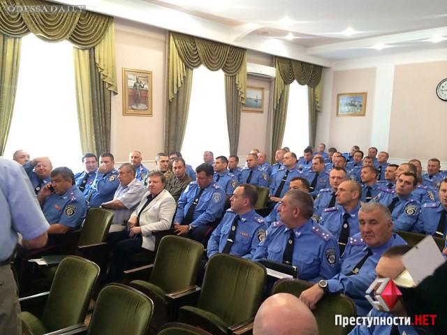 У главного милиционера Одесчины появилось два новых заместителя