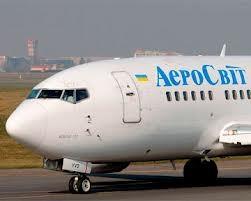 Арестованы все счета «АэроСвита» в Украине