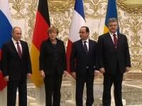 Меркель о встрече «нормандской четверки»: «Чуда не произошло»