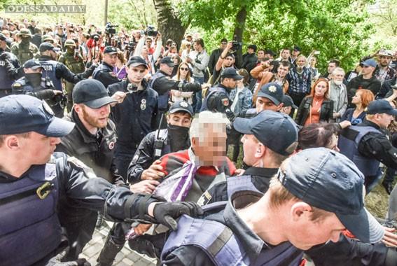 День Победы в Одессе: задержаны уже 15 человек
