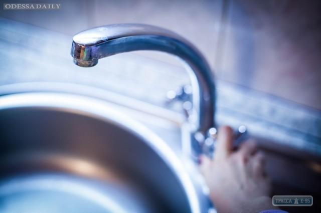 Авария в Черноморске: 75 тысяч жителей остались без воды