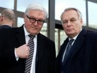Главы МИД Германии и Франции: Судьба Украины теперь в руках Киева