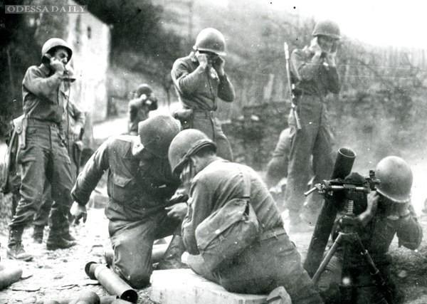 «Русские были такими же, как мы: гордыми, что победили, и счастливыми, что живы»