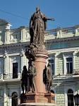 Судьбу памятника Екатерине II будут решать в июне
