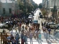 Появились сообщения о десятках раненых в результате взрыва под Радой