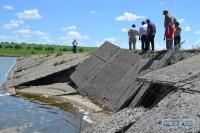 Прорыв дамбы может вызвать наводнение на юге Одесской области