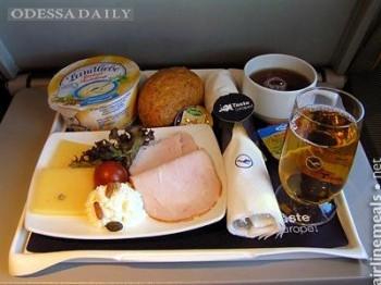 Lufthansa решила стать рестораном по вызову
