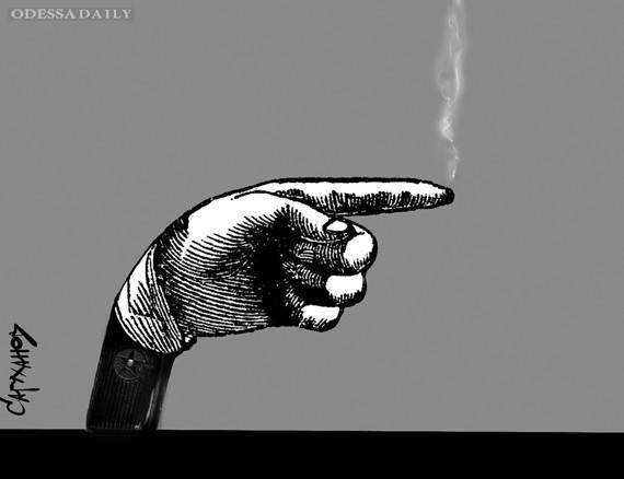 Власть потеряла монополию на наказание