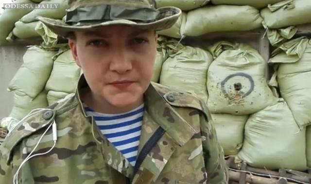 В Минобороны признались, что переговоры по освобождению смелой украинской летчицы сорвались